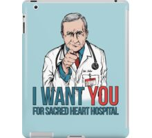 Kelso Wants You! iPad Case/Skin