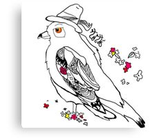 Bird design  Canvas Print