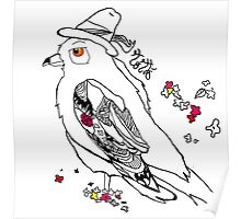 Bird design  Poster