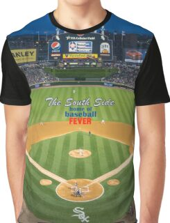 South Side Baseball Graphic T-Shirt