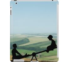 Childhood Dreams, The Seesaw iPad Case/Skin