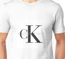 Calvin Klein Logo Unisex T-Shirt
