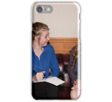 Annie Roberts & Popi Idol Sonia iPhone Case/Skin