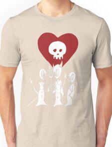 flat alkaline trio Unisex T-Shirt