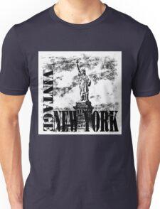 Vintage Statue Of Liberty Unisex T-Shirt