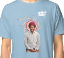 Toro Y Moi / What For Classic T-Shirt