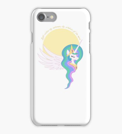 Scholars of the Morn iPhone Case/Skin