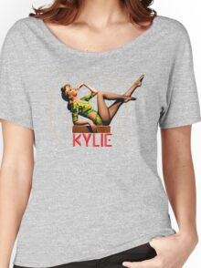 KYLIE MINOGUE - Chillin' Women's Relaxed Fit T-Shirt