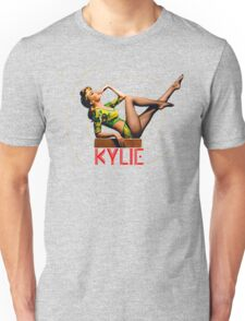 KYLIE MINOGUE - Chillin' Unisex T-Shirt