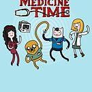 Medicine Time! by oliviero