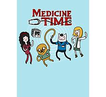Medicine Time! Photographic Print