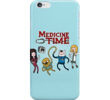 Medicine Time! iPhone Case/Skin