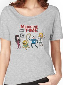 Medicine Time! Women's Relaxed Fit T-Shirt