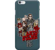 Arya Stark vs. the World! iPhone Case/Skin