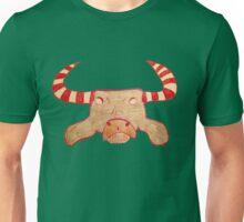 Heifer Candy Cane Water Buffalo Unisex T-Shirt