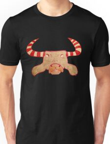 Heifer Candy Cane Water Buffalo Unisex T-Shirt