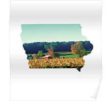 Iowa Countryside Poster
