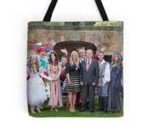 Sleeping Beauty cast with the Mayor and Deputy Mayor of Bromley Tote Bag