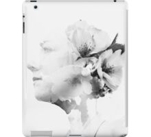 Fine Art, Double Exposure iPad Case/Skin