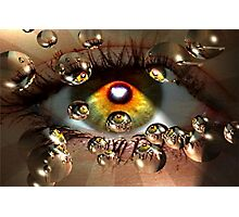 Seeing Eye to Eye Photographic Print