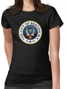 People of Earth Womens Fitted T-Shirt
