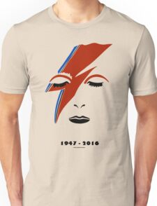 David Bowie Unisex T-Shirt