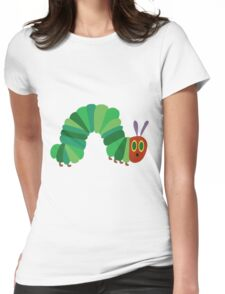 The Very Hungry Caterpillar Womens Fitted T-Shirt