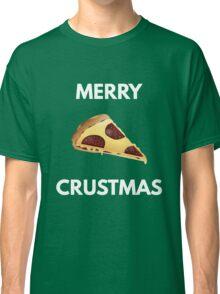 Merry Crustmas Classic T-Shirt