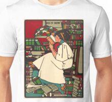 Vintage poster - Dig Unisex T-Shirt