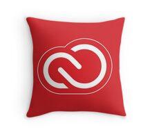 Adobe CC Throw Pillow