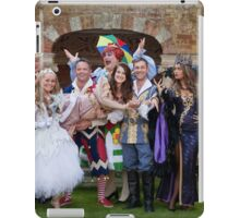 The cast of Sleeping Beauty iPad Case/Skin