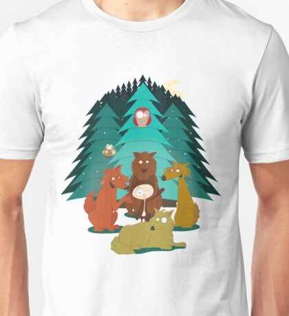 Rudy & the Wolves Unisex T-Shirt