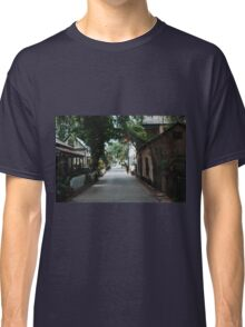 Downtown St. Augustine Alley Classic T-Shirt