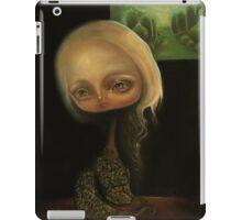 renaissance portrait iPad Case/Skin