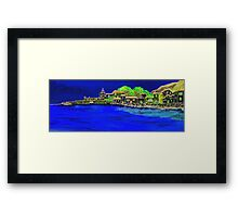 Away from home Framed Print