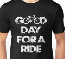 Bicycle - Good Day For A Ride Unisex T-Shirt