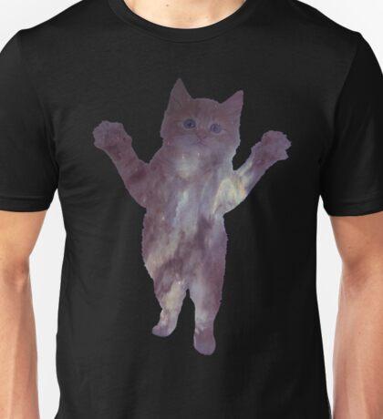 Galaxy cat pt2 Unisex T-Shirt