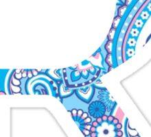 Letter R Sticker