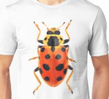 Orange Beetle Unisex T-Shirt