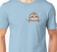 Cute Pocket Sloth  Unisex T-Shirt
