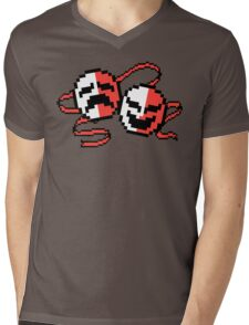 Mario II: A Drama in Seven Acts Mens V-Neck T-Shirt