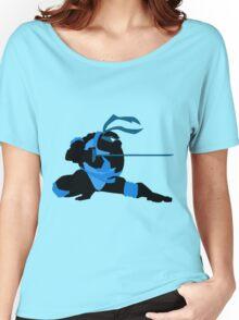 Leonardo (Teenage Mutant Ninja Turtles) Women's Relaxed Fit T-Shirt