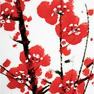 Oriental print by DianaC