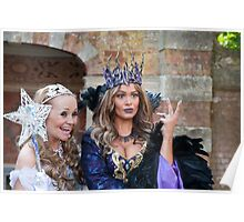 Sonia and Zoe Birkett in Sleeping Beauty Poster