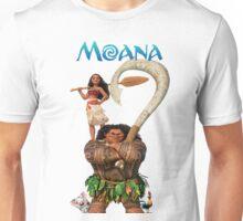 Moana and Maui Unisex T-Shirt