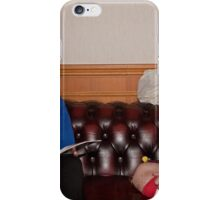 Annie Roberts interviews Jamir Rickers iPhone Case/Skin