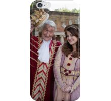 Sophia Thierens in Sleeping Beauty iPhone Case/Skin