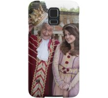Sophia Thierens in Sleeping Beauty Samsung Galaxy Case/Skin