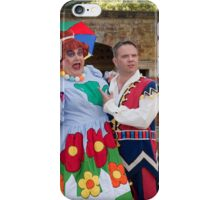 Bobby Crush and Jamie Rickers in Sleeping Beauty iPhone Case/Skin
