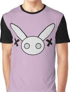 Samantha Strange Bunny! Graphic T-Shirt